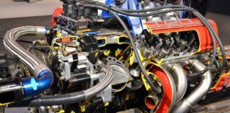 Syntetyczny olej do silnika